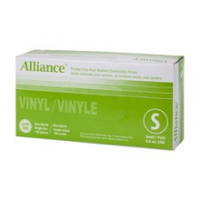 Vinyl Medical Latex-Free Gloves PF Small (100/Box)