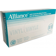 Vinyl Latex-Free Gloves LP M (100/Box)
