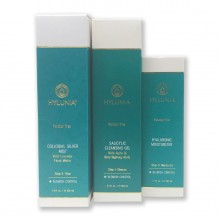 Hylunia set for Oily/Acne skin: Wash + Tone + Moisturize