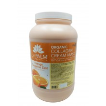 Organic Collagen Foot Mask (Orange Tangerine) 1Gal