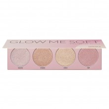 MOIRA Glow Me Soft Highlighting Palette 4pcs