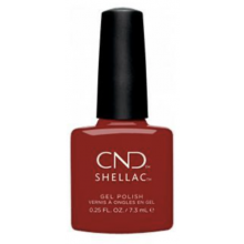 CND Shellac Bordeaux Babe (Cocktail Couture)