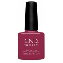 CND Shellac How Merlot (Cocktail Couture)