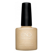 CND Shellac Get That Gold (Cocktail Couture)