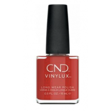 CND Vinylux #364 Devil Red (Cocktail Couture)