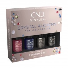 CND Vinylux Crystal Alchemy Mini Collection (4Pieces)