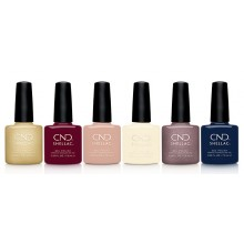CND Shellac Party Ready Collection (16 Pieces)