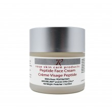 Rose Skin Care Peptide Face Cream 50ml/1.7oz