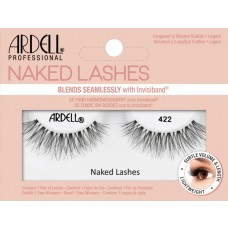 Ardell Naked Lashes #422 (Black)