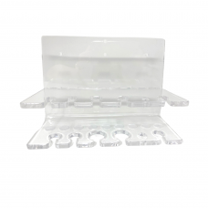 Acrylic rack holder for Hydro Facial 5 in 1 Spa System Machine (X13F)