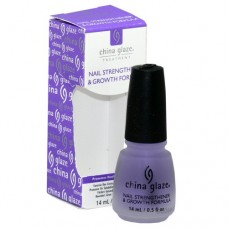 China Glaze Nail Strength & Growth 14ml/0.5oz