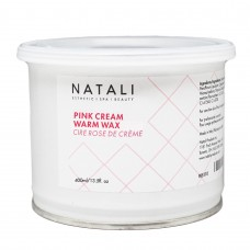 Pink Cream Warm Wax 400ml/13.5oz Italy
