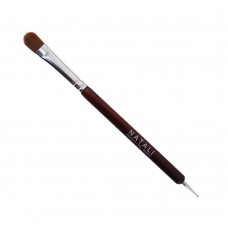 French Manicure Brush Synthetic