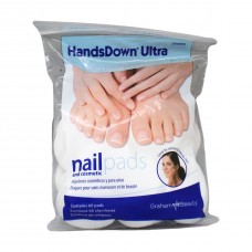 Hands Down Nail & Cosmetic Pads (60/Pack)
