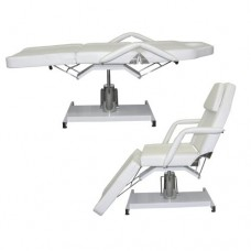 Hydraulic Facial Bed with U Back