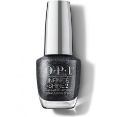 OPI Infinite Shine Heart and Coal (SHINE BRIGHT Collection 2020)