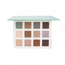 MOIRA Go, Fly, Travel Eyeshadow Palette 12 colors