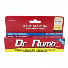 Dr. Numb Cream 5% 30g