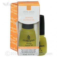 China Glaze Orange Cuticle Oil 0.5oz