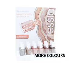 Essie gorge-ous geodes collection