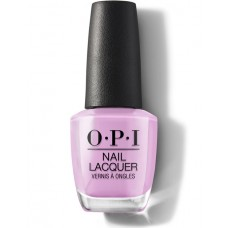 OPI K07 Lavendare to Find the Courage