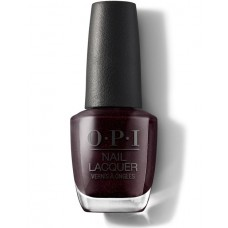 OPI K12 Black to the Reality