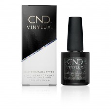 CND Vinylux Glitter Top Coat 0.5oz