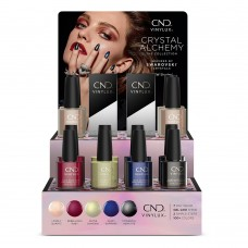 CND Vinylux Crystal Alchemy Collection (12Pieces)