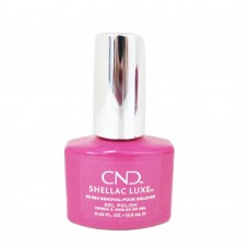 CND Shellac Luxe Hot Pop Pink