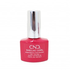 CND Shellac Luxe Lobster Roll