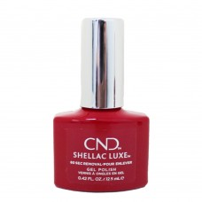CND Shellac Luxe Wildfire