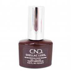 CND Shellac Luxe Oxblood