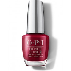 OPI Infinite Shine Red-y For the Holidays (SHINE BRIGHT Collection 2020)