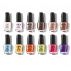 OPI Malibu Collection 2021 (12 Pieces)
