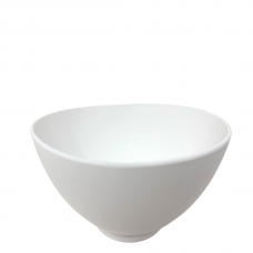 Silicone Bowl White Med 103x70mm 250ml (food grade)