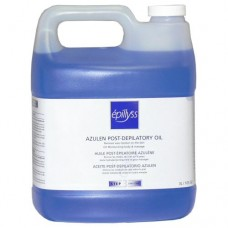 Epillyss Azulene Post Depilatory Oil 1Gal/105oz