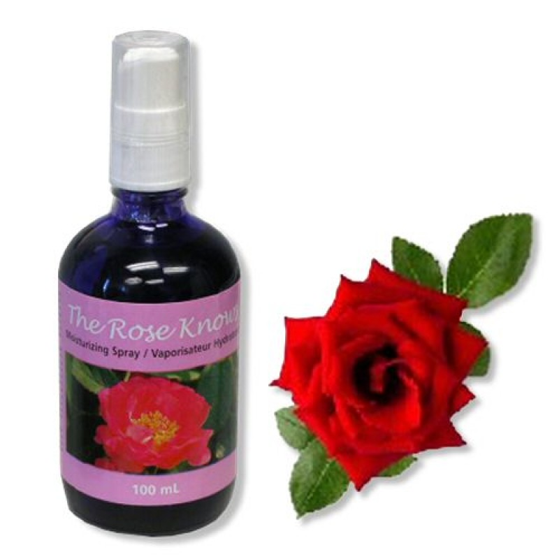 The Rose Knows Spray for mature skin