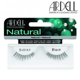 d15fa42e2f9 Ardell Natural Lashes Babies (Black) - Natali Products Inc
