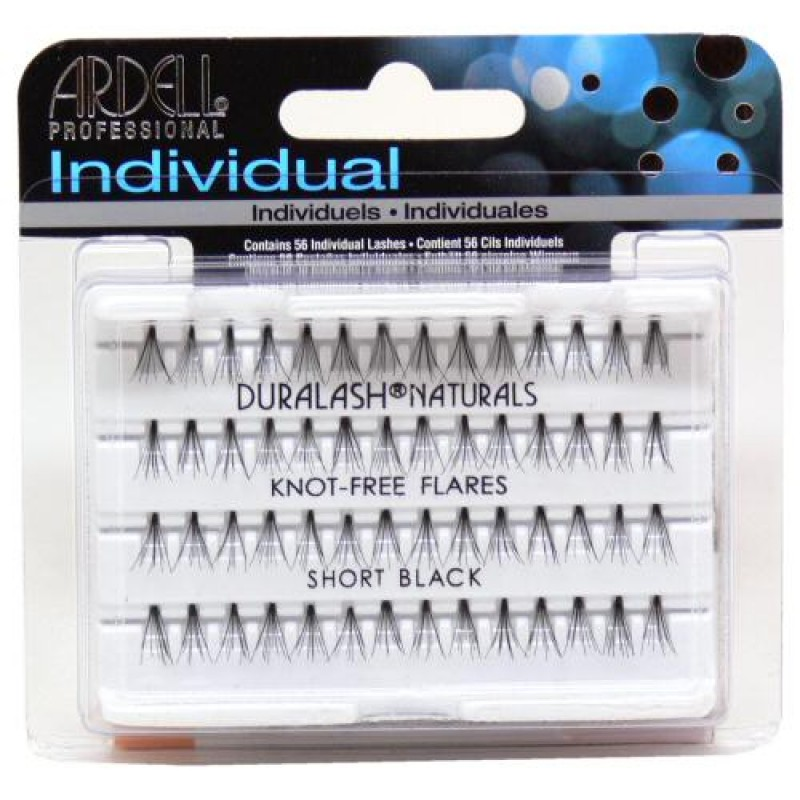 c8ada2db424 Ardell Individual Lashes Pack - Black Flare Knot-Free (Short ...