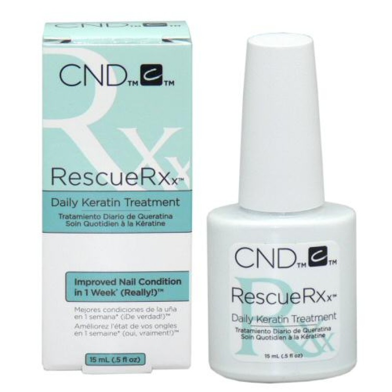 CND Rescue Rxx Daily Treatment 0.5oz/15ml - Natali Products Inc