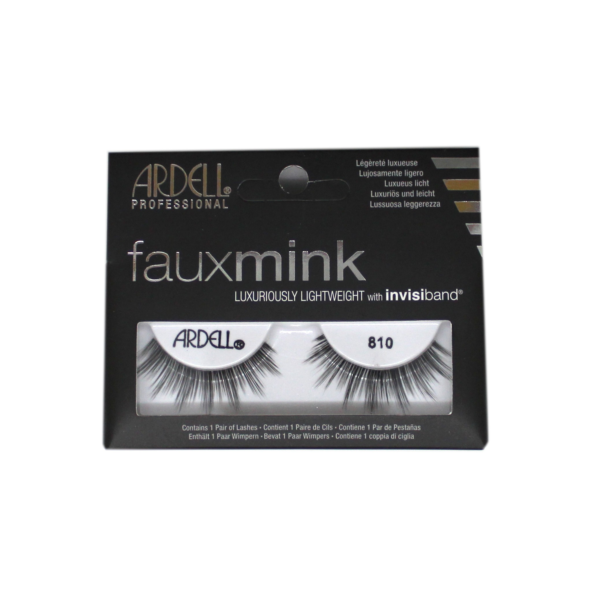 6dcd19411d3 Ardell Fauxmink #810 - Natali Products Inc