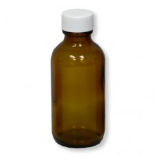 Amber Glass Bottle 2oz