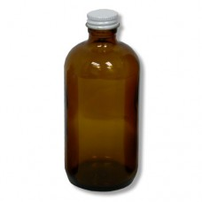 Amber Glass Bottle 8oz