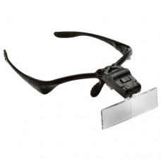 LED Light Magnifying Glasses Set (5 Pieces)