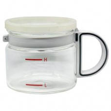 Water Container with Gasket for Wide Angle Facial Steamer