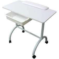 Manicure Table with Metal Legs (F-2702)