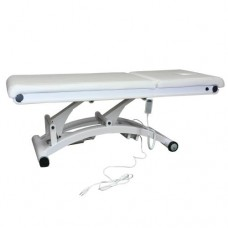 Electric 2-Part Bed (White)