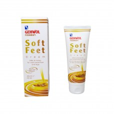 Soft Feet Cream Milk & Honey 125ml