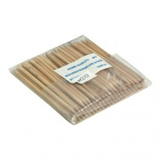"""Woodstick 3.5"""" Slanted and Pointed End (100/Pack)"""