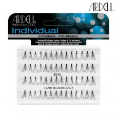 Ardell Individual Lashes Pack - Black Flare (Medium)